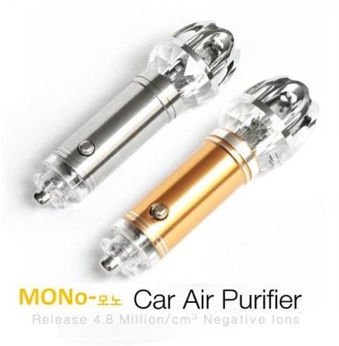 모노 크리스탈 차량용 공기청정기