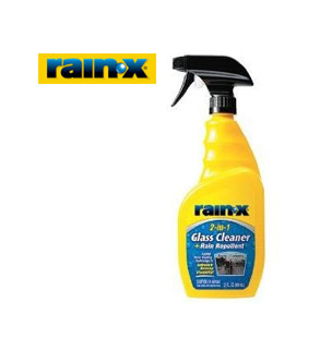 (Rain-x)유리세정&발수코팅제 2-in-1 Glass Cleaner + Rain Repellent